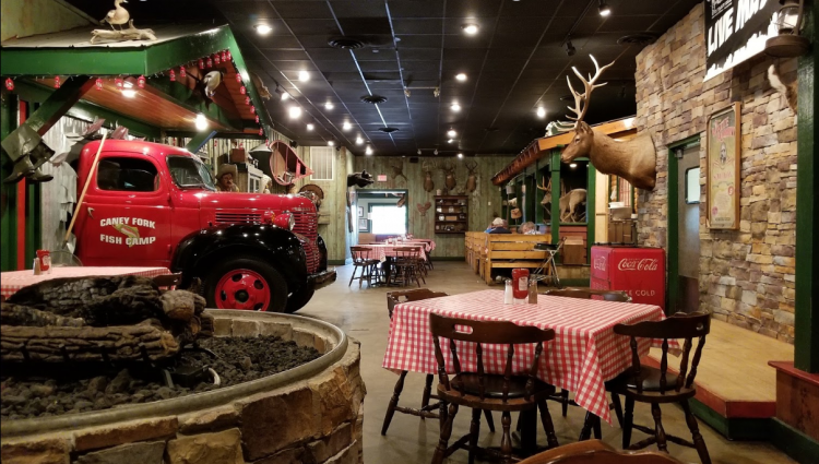 Caney Fork River Valley Grille – What Is It?